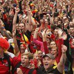 Belgium fans, World Cup